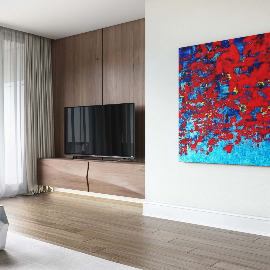 Why Is Art Important To Luxury Interior Design Zelman Styles