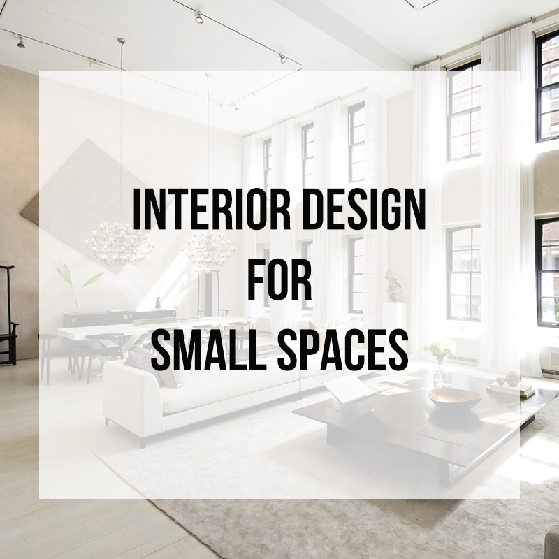 design small spaces