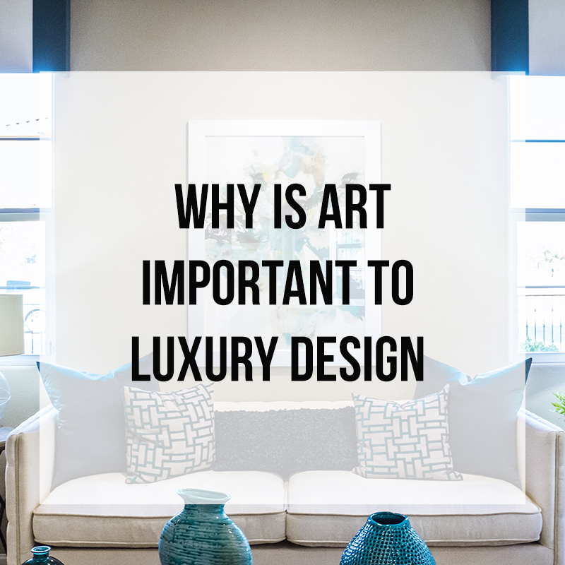 art in luxury design