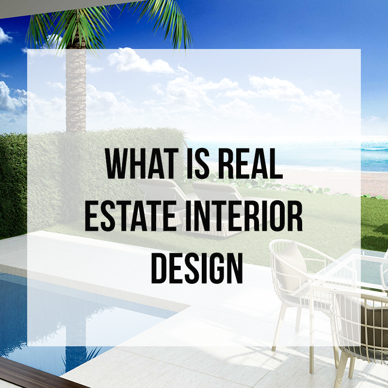 real estate interior design